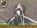 [Yume Hussain AS - KU] Speech sister Rahila Turi - 25Jan2012 - Urdu