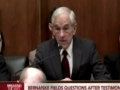 Ron Paul Confronts Bernanke - Do You Buy Your Own Groceries?-English