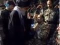 Ayatullah Khamenei at Imam Ali Military Academy - 02/08 - Rahber meets war veterans - Farsi