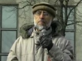 [NO WAR ON IRAN] - Zafar Bangash (Sunni Imam)  - Rally in Toronto 04 Mar 2012 - English