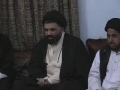 Aga Jawad Naqvi Speech to Ulmas - Urdu