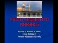 From Saqeefa to Karbala - English