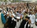 پارلیمنٹ ہائوس کے سامنے نمازِ جمعہ Friday Prayer outside Parliament House - 13APR12 - Urdu
