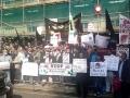 Protest Against Shia Killings in London 13 April2012   High Commisson for Pakistan 2 Urdu