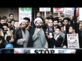 [1] Protest against Shia killing in Pakistan In front of Pakistan High Commission London - 13APR12 - Urdu