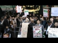 [4] Protest against Shia killing in Pakistan In front of Pakistan High Commission London - 13APR12 - Urdu