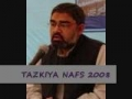 Purification of soul Tazkiya nafs Agha Ali Murtaza Zaidi 2008 part 5-urdu
