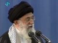 [12 May 2012]ديدار جمعى از مداحان سراسر كشور  - Wiladat Hazrat Fatima - Farsi