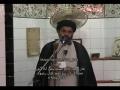 خطبہ جمعہ - Friday sermon - H.I. Syed Ahmed Iqbal Rizvi - 4 May 2012 - Jamia Imamia Samnabad Lahore - Urdu
