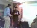Jewish Rabbi Weiss - Speech about Israel at Zainab Center Seattle WA - 1 of 3 - ENGLISH