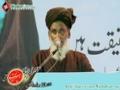 [23rd Death Anniversary Imam Khomaini Karachi] [1 June 2012] Speech Mulana Mufti Muhammad Aslam Naimi - Urdu