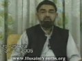 H.I. S. Ali Murtaza Zaidi - They Polluted Azadari because they could not Eliminate it - Urdu