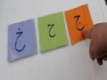[2] How to teach children to read the letters of the Quran - English