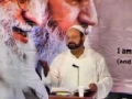 [Imam Khomeini Event 2012] Chicago, IL USA - Poetry by Br. Zia - Urdu