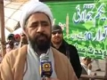 [30 June 2012] Day before Qurano Sunnat Conference - Nadia Bukhari - Urdu