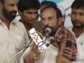 Zakir Nasir chandio - Quran-o-Sunnat Conference Minar-e-Pakistan Lahore - Urdu Punjabi