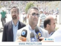 [12 July 2012] Bosnia marks 17th genocide anniversary in Srebrenica - English