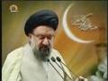 [20 July 2012] Tehran Friday Prayers  - آیت للہ سید احمد خاتمی - Urdu