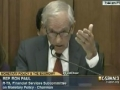 Ron Paul Its The Destruction Of The Currency That Destroys The Middle Class - English