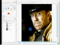 GIMP tutorial: Retouching the Image - English