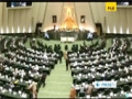 [25 July 2012] Iran Parliament holds joint session with government on soaring prices - English