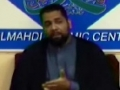[Ramadhan 2012][04] Battling Todays Islamophobia - Maulana Asad Jafri - English