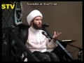 [Ramadhan 2012][13] Rights of Wife and Husband - Sh. Hamza Sodagar - English
