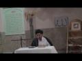 [5] تفسیر سورة حج - H.I. Baqir Abbas Zaidi - 5 Ramazan 1433 - Urdu