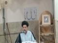 [10] تفسیر سورة حج - H.I. Baqir Abbas Zaidi - 10 Ramazan 1433 - Urdu