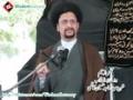 [16 August 2012] مجلس ترحیم - Shaheed Sajid Hussain - H.I. Munawwar Naqvi - Urdu
