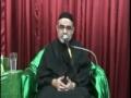 29 Ramadhan 2012 - Australia Lecture by H.I. Agha Ali Murtaza  Zaidi – Urdu
