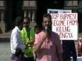 Speech by Mufti Abdul Qayyum- Toronto Protest for Rohingya Muslims - 25AUG2012 - English