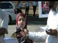 A Poem (Cry for Burmese Muslims) by Fatima Zainab - Toronto Protest for Rohingya Muslims - 25AUG2012 - English