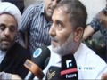 [26 Aug 2012] Lebanese pilgrim kidnapped by Syrian armed rebels released - English