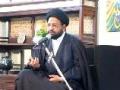 [8] Ashura aur Irfaan-e-ilahi - H.I.Syed Taqi Agha - Muharram 1433 - Urdu
