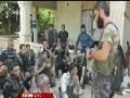 Syrian Rebels Forcing Prisoner to Become Suicide Bomber -English