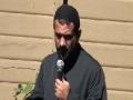 [2012 Summer Camp] Short Lecture after Namaz E Maghrib - English