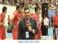[09 Sept 2012] Iran national volleyball team qualifies for FIVB in Tehran - English