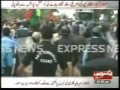 Express news 003: MWM Protest Against American film - 14 Sept 2012 - Urdu