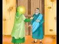 داستان پیامبر(ص) و مرد یهودی Prophet of Islam (saww) and a Jew - Farsi