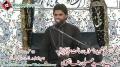 Majlis e Soyam Shaheed Namoos e Risaalat Ali Raza Taqvi - Shadman Raza - 19 Sept 2012 - Urdu