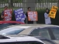 [1] Protest in LA, California against US-Made movie against Prophet Muhammad (s) - English
