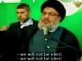 PROMISE by Sayyed Hasan Nasrallah : Labbayka Ya Rasulallah! - Arabic sub English