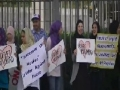 [4] Protest in LA, California against US-Made movie against Prophet Muhammad (s) -  English