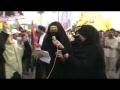 شہید ناموس رسالت شہید علی رضا تقوی کی ہمشیرہ کا خطاب - Sep 21 - Urdu