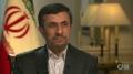 President Ahmadinejad says Anti-Islam Film is Weakness and Abuse of Freedom - 23SEP12 - English