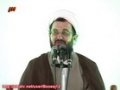 Wiladat of Imam Raza a.s - گرہ گشائی - H.I. Mandegari - حجة الاسلام ماندگاری - Farsi