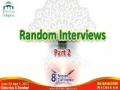 [MC-2012] Random Interviews 02 - Muslim Congress Conference 2012 - English