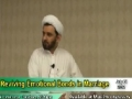 [MC-2012] Reviving Emotional Bonds - Breakout Session by Shiekh Shamshad - English