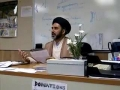 Parenting Session 01 - Maulana Qurratul Aain Abidi - Urdu